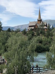 Stavkirken i Lom